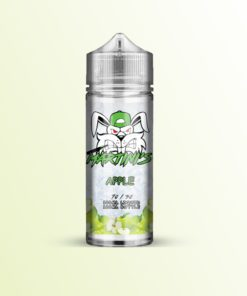 APPLE E-LIQUID BY MARTINI'S 120ML