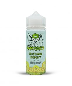 CUSTARD DONUT E-LIQUID BY MARTINI'S 120ML