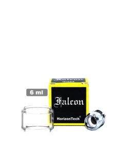 HORIZONTECH FALCON KING BUBBLE GLASS 6 ML WITH M1 COIL