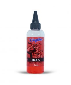 RED A SHORT FILL BY KINGSTON 80ML