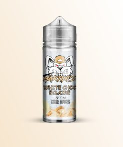 WHITE CHOC ECLAIRE E-LIQUID BY MARTINI'S 120ML