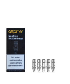 ASPIRE NAUTILUS BVC COIL 1.8 OHM - PACK OF 5