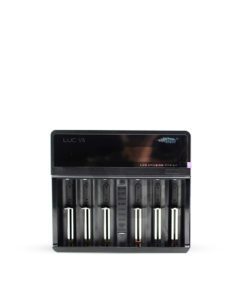 EFEST LUC LCD V6 UNIVERSAL BATTERY CHARGER
