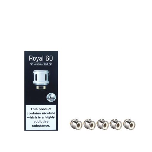 JOMO ROYAL 60 MESH ATOMIZER COIL 0.17 OHM - PACK OF 5