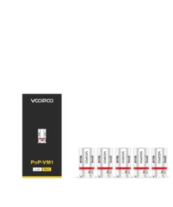 VOOPOO PNP-VM1 COIL 0.3 OHM - PACK OF 5