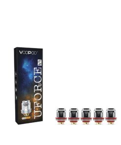 VOOPOO UFORCE N1 MESH COIL 0.13 OHM - PACK OF 5