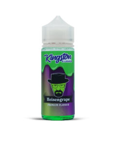 HEISENGRAPE SHORT FILL BY KINGSTON 120ML