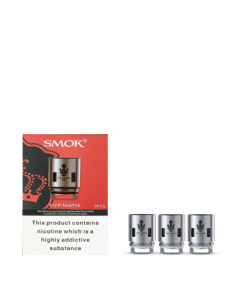 SMOK V12 P-TANK T10 COIL 0.12 OHM - PACK OF 3