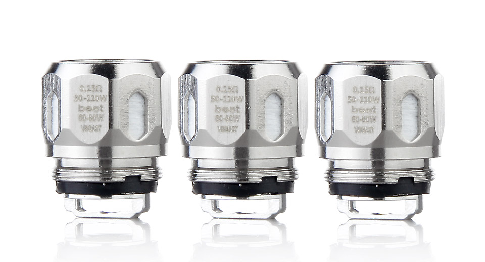 VAPORESSO GT CORES GT8 COIL 0.15OHM – PACK OF 3