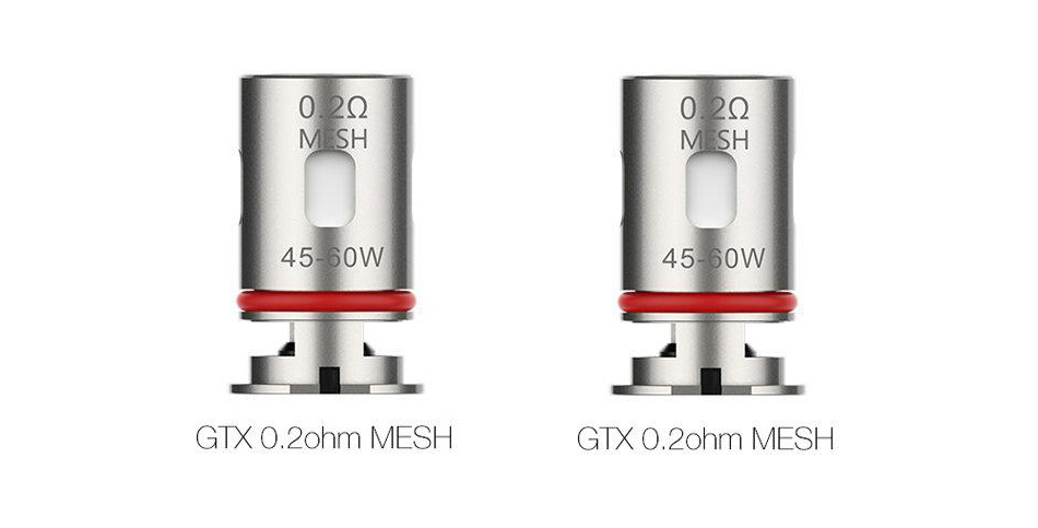 VAPORESSO GTX MESH COIL 0.2OHM – PACK OF 5
