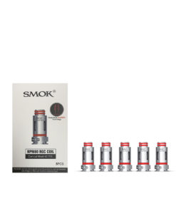 SMOK RPM 80 RGC CONICAL MESH 0.17 OHM – PACK OF 5