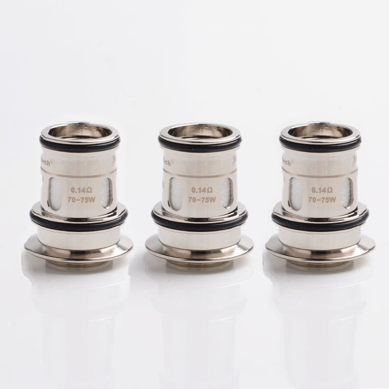 HORIZONTECH FALCON II SECTOR MESH COIL 0.14 OHM – PACK OF 3