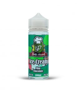 MINT CHOCOLATE ICE CREAM E-LIQUID BY GUILTY PLEASURES 100ML