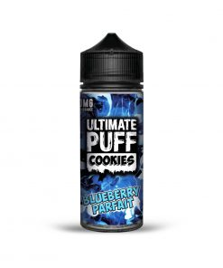 BLUEBERRY PARFAIT COOKIES E-LIQUID BY ULTIMATE PUFF 100ML