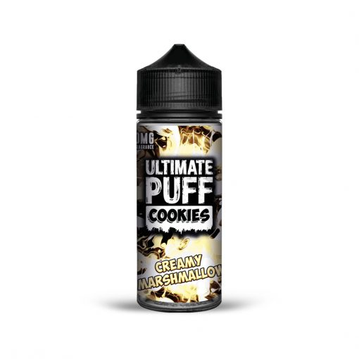 CREAMY MARSHMALLOW COOKIES E-LIQUID BY ULTIMATE PUFF 100ML