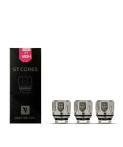 VAPORESSO GT CORES GT MESH COIL 0.18OHM - PACK OF 3