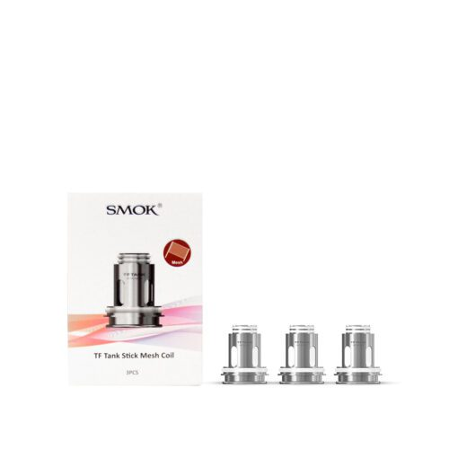 SMOK TF TANK BF-MESH COIL 0.25OHM - PACK OF 3