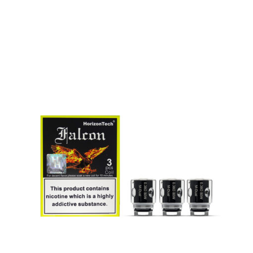 HORIZONTECH FALCON M-DUAL COIL 0.38 OHM - PACK OF 3