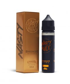 TOBACCO BRONZE BLEND E-LIQUID BY NASTY JUICE 60ML