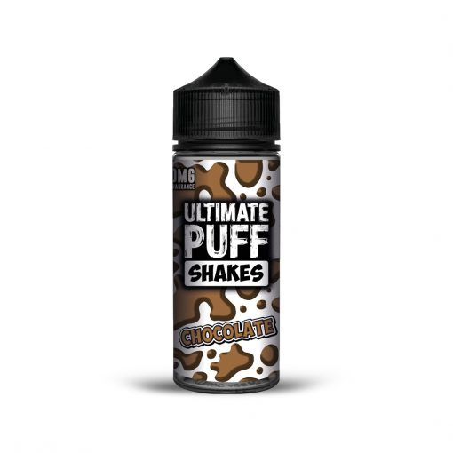CHOCOLATE SHAKES E-LIQUID BY ULTIMATE PUFF 100ML