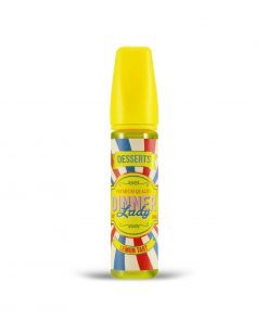 LEMON TART DESSERTS E-LIQUID BY DINNER LADY 50ML