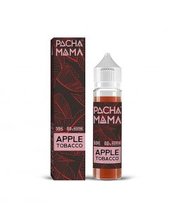 APPLE TOBACCO E-LIQUID BY PACHA MAMA 50ML