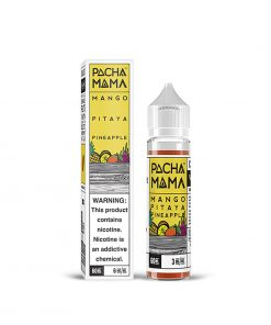 PITAYA PINEAPPLE MANGO E-LIQUID BY PACHA MAMA 50ML