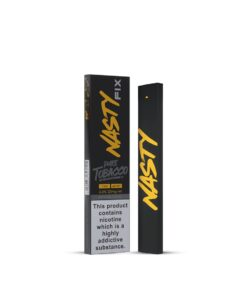 NASTY FIX PURE TOBACCO DISPOSABLE POD 20MG