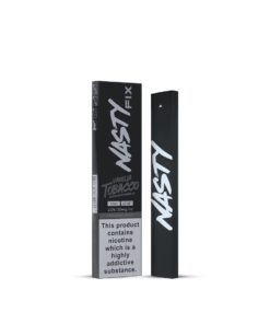NASTY FIX VANILLA TOBACCO DISPOSABLE POD 20MG