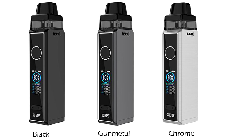 OBS CABO Pod Kit-All-Colours