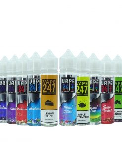 VAPE 247 FRUITS SERIES